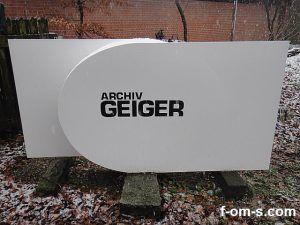 Archiv Geiger – Morgen Rot @ Archiv Geiger | München | Bayern | Deutschland