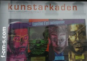 Exposition d'art contemporaine @ Kunstarkaden
