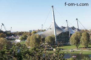 Munich Mash 2019 @ Olympiapark, Coubertinplatz