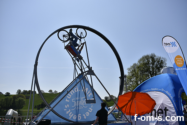 2018 - Bike Looping