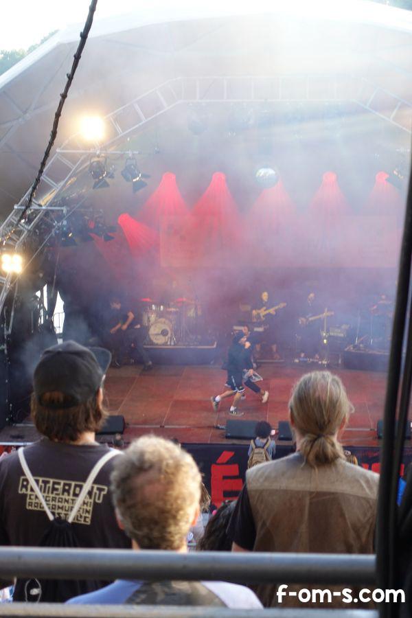 Theatron Pfingstfestival