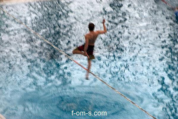 Wassersportfestival 2015 Vielfältiges Sportangebot in der Olympia-Schwimmhalle